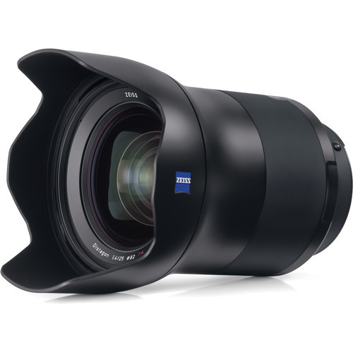 Zeiss Milvus 25mm f/1.4 ZF.2 Lens for Nikon F