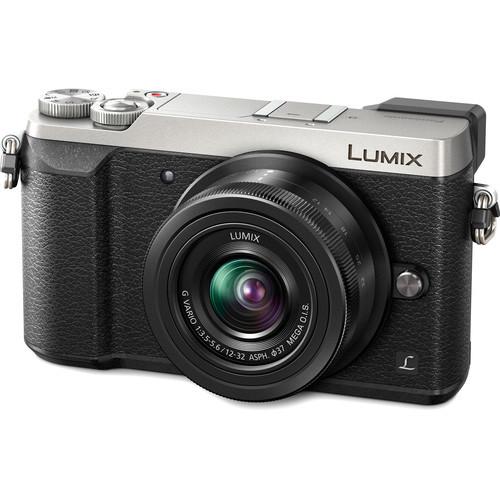 Panasonic Lumix DMC-GX85 w/ 12-32mm Lens (Silver)