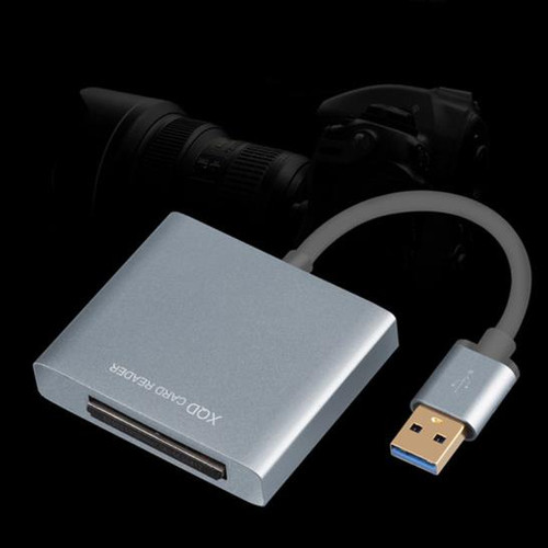 XQD2.0 Portable Card Reader High Speed 500 mb/sTransmission Extreme USB 3.0 Adapter Card