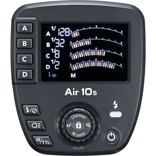 Nissin Air10s Wireless TTL Commander for Canon Cameras