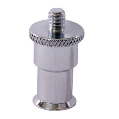 """GTX Steel Male 1/4 & 5/8"""" Stud Adapter"""