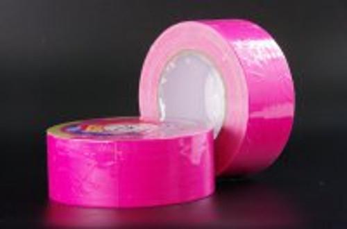 GTX 2inch Gaffer Tape (Fluorescent Pink)