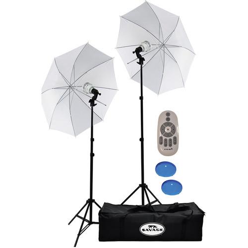 Savage 700W Bi-Color LED Studio Light Kit (ACE56781)