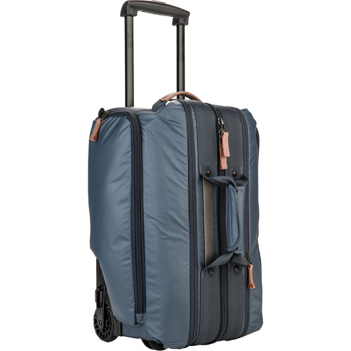 Shimoda Carry-On Roller — Blue Nights
