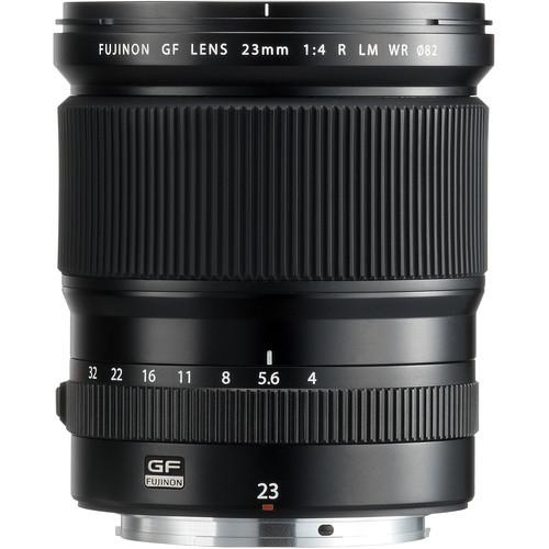 Pre-owned - Fujifilm GF 23mm f/4 R LM WR Lens