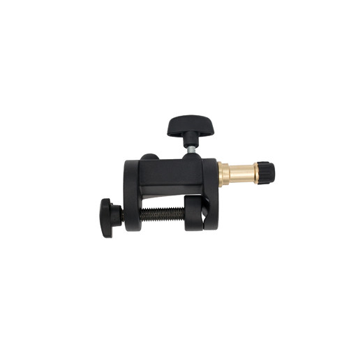 Promaster Mini Studio Clamp with brass double spigot