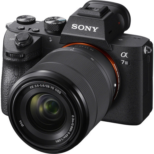 Sony Alpha a7 III Mirrorless Digital Camera with 28-70mm Lens (ACE57285)