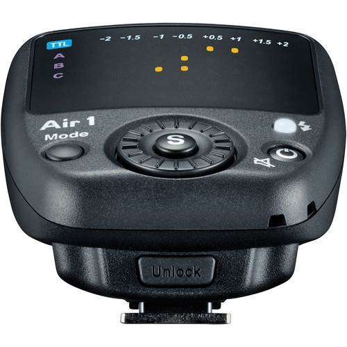 Nissin Air 1 Commander for Sony Cameras with Multi-Interface Shoe