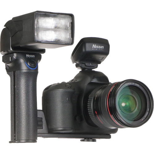 Nissin MG10 Wireless Flash with Air 10s Commander (Nikon)