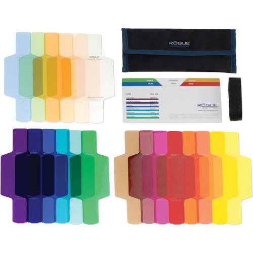 Rogue Flash Gels - Combo Filter Kit (Set Of 20)