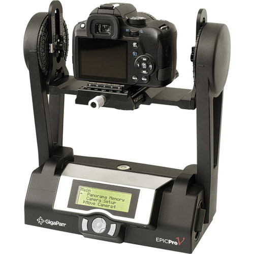 GigaPan EPIC Pro V Robotic Camera Mount