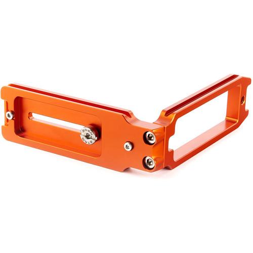 3 Legged Thing QR11-FBC Universal Full-Size L-Bracket (Copper Orange)