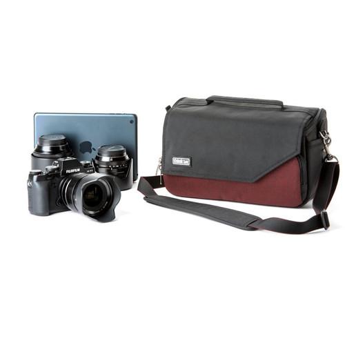 710668 Think Tank Photo Mirrorless Mover 25i Camera Bag (Deep Red)
