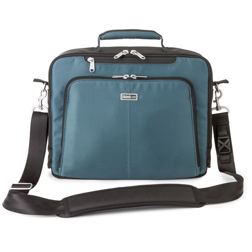 """613 Think Tank Photo My 2nd Brain Briefcase for 13"""" Laptop (Harbor Blue)"""