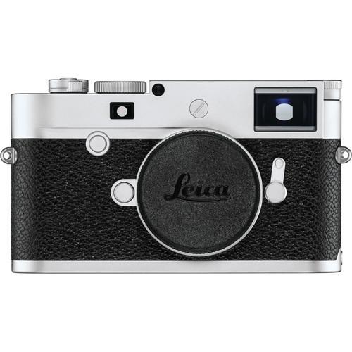 Leica M10-P silver chrome finish