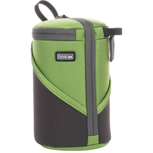 700078 Think Tank Photo Lens Case Duo 15 (Green)