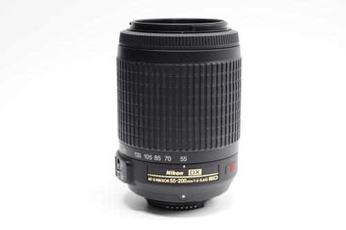 Pre-Owned Nikon DX AF-S 55-200mm f4-5.6 G ED VR
