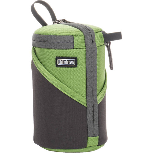 700076 Think Tank Photo Lens Case Duo 10 (Green)
