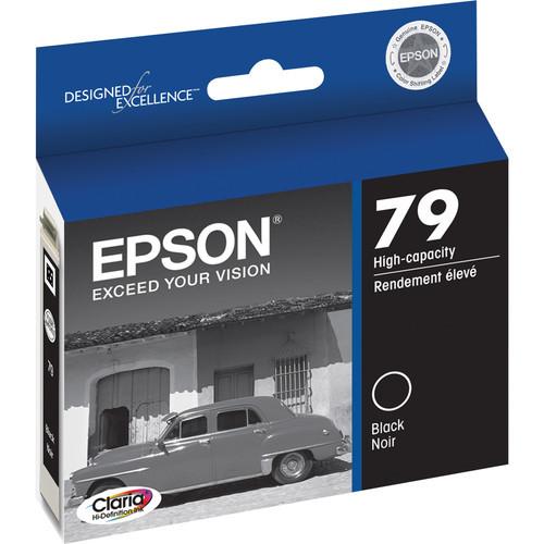 Epson Code 79 Black Ink Cartridge for Stylus Photo 1400