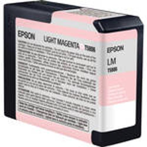 Epson UltraChrome K3 Ink For 3800 - Light Magenta (80 ml)