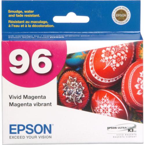 Epson Ink Cartridge 96 UltraChrome K3 - Vivid Magenta