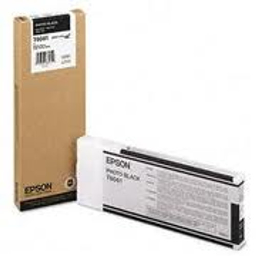 T6067 Epson UltraChrome Light Black Ink Cartridge for Stylus Pro 4800 & 4880 Series (220ml)