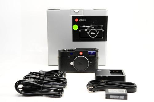 Leica Code-U - M10 Digital Rangefinder Camera (Black)