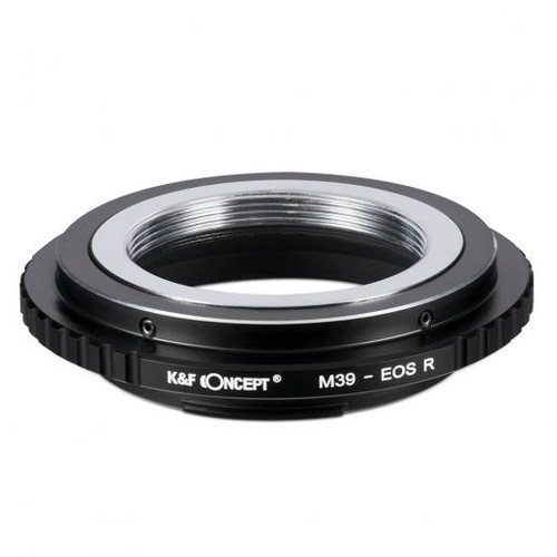 K&F M39 Lenses to Canon EOS R Mount Camera Adapter