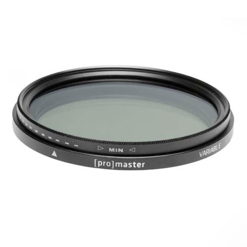 Promaster 62mm VARIABLE ND - 62mm