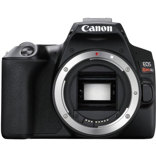 Canon EOS SL3 DSLR Camera (Black, Body Only) (ACE60052)