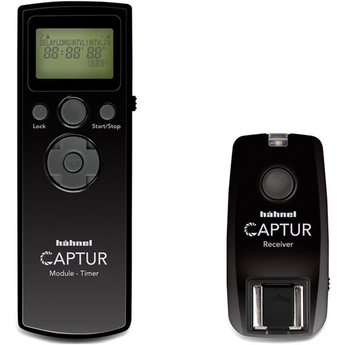 hahnel Captur Timer Kit for Fujifilm DSLR Cameras