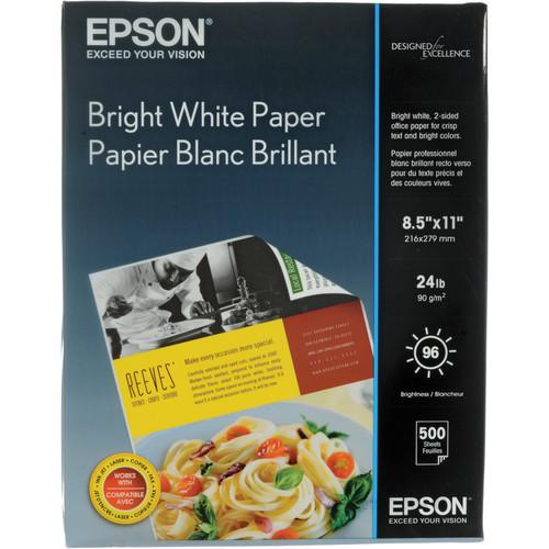 Premium Bright White Paper 500 SHEET