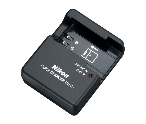 Nikon MH-23 Battery Charger For Nikon EN-EL9a Battery