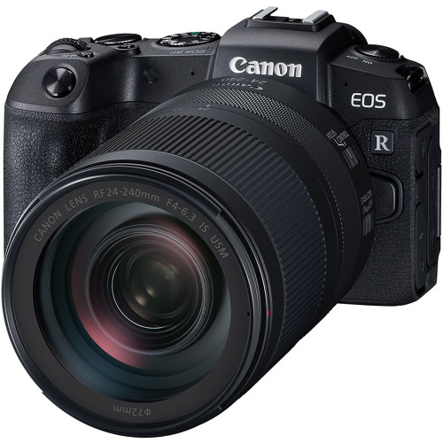CANON R - Canon EOS RP Mirrorless Digital Camera with 24-240mm Lens
