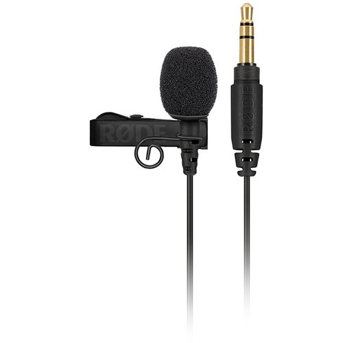 Rode Lavalier GO Omnidirectional Lavalier Microphone for Wireless GO Systems