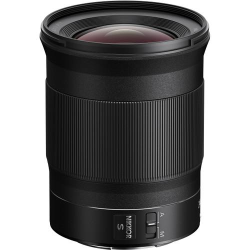 Nikon Z - Z 24mm f/1.8 S Lens (ACE60973)