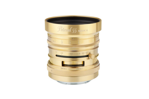 Lomography Petzval 55 mm f/1.7 MKII Brass F/Sony E-Mount