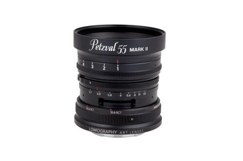Lomography Petzval 55 mm f/1.7 MKII Black Brass F/ Nikon Z (ACE61001)