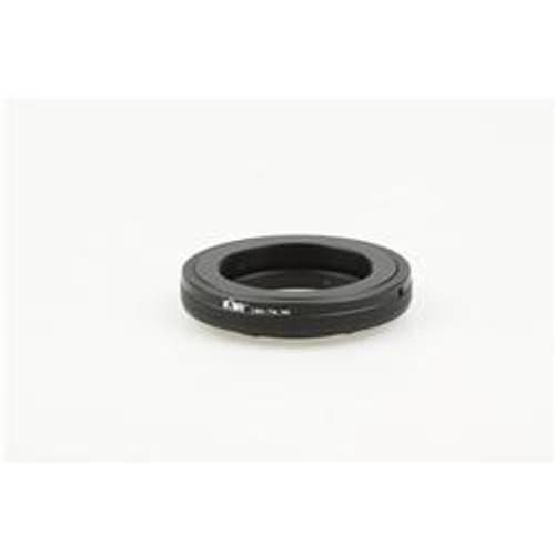 Kiwifotos T mount Lens - Nikon F Camera - Mount Adapter