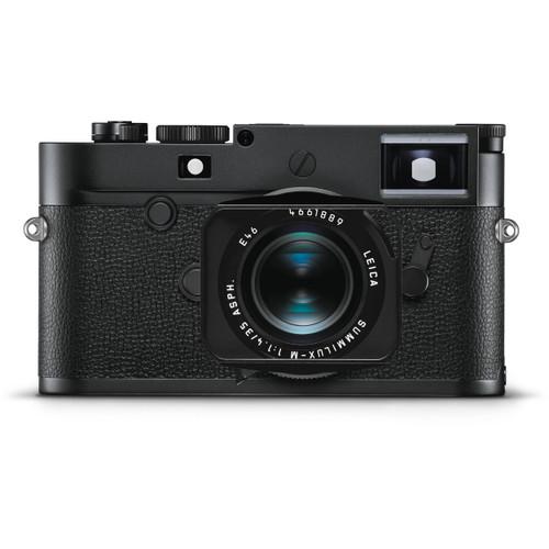 Leica M10 Monochrom Digital Rangefinder Camera (ACE61837)