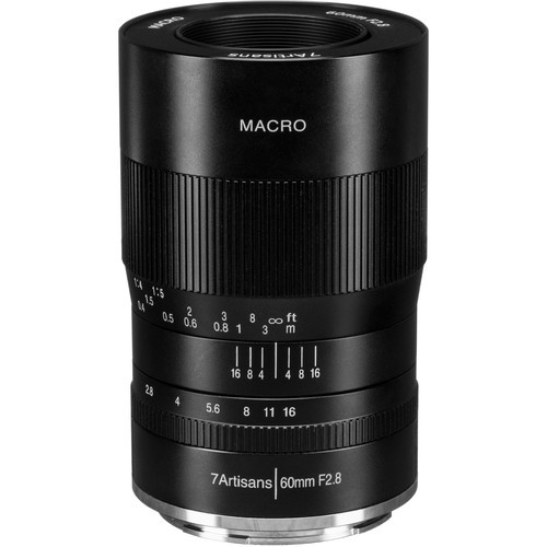 7artisans Photoelectric 60mm f/2.8 Macro Lens for Nikon Z
