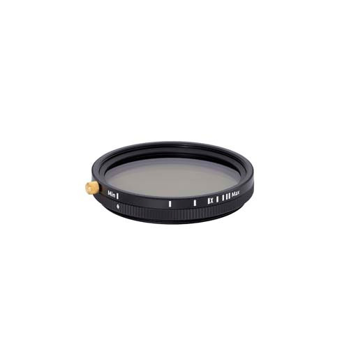 Promaster 52mm Variable ND - HGX Prime Neutral Density Filter (1.3-8 Stops)