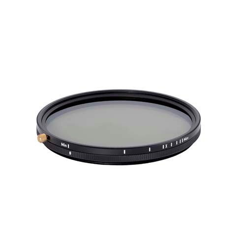 Promaster 67mm Variable ND - HGX Prime Neutral Density Filter (1.3-8 Stops)