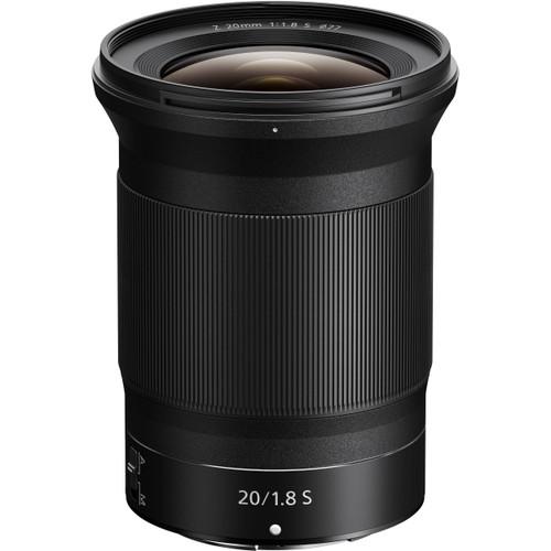 Nikon Z - Z 20mm f/1.8 S Lens (ACE62015)