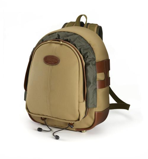 Billingham Rucksack 25 (Khaki Canvas/Tan Leather)