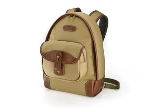 Billingham Rucksack 35 (Khaki Canvas/Tan Leather)