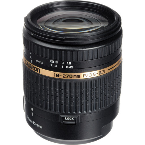 18-270Mm F/3.5-6.3 Di II PZD Lens For Sony