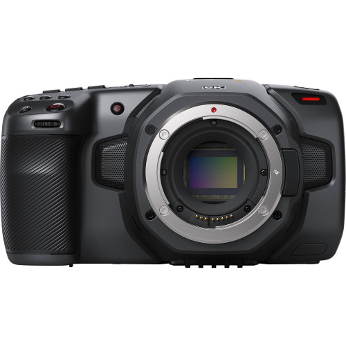 Blackmagic Design Pocket Cinema Camera 6K (Canon EF/EF-S) (ACE62425)