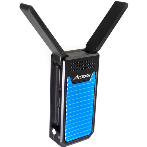 Accsoon CineEye Air 5 GHz Wireless Video Transmitter for up to 2 Mobile Devices (ACE62427)