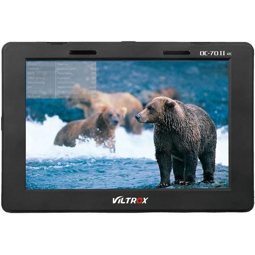 "Viltrox DC-70 II 7"" LCD On-Camera Monitor (ACE62543)"